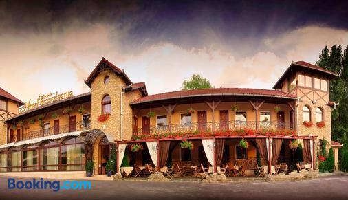 Hotel Transilvania - Σιγκισοάρα - Κτίριο
