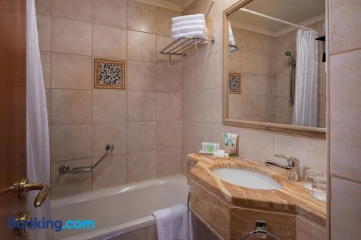 Prima Palace Hotel - Jerusalem - Bathroom