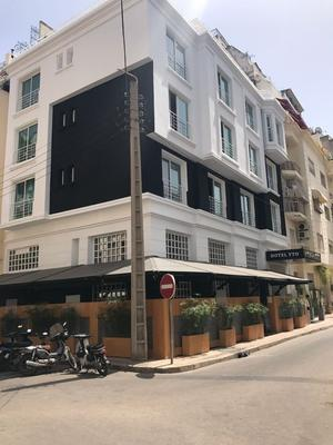 Hotel Yto - Casablanca - Building