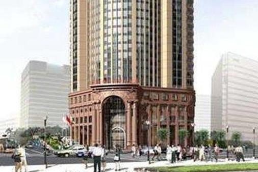 Huaan International Hotel - Shenzhen - Κτίριο