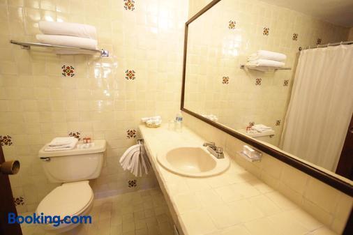 Casa Mexicana Hotel - San Cristóbal de las Casas - Bathroom