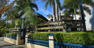 Brisbane Manor Hotel - Brisbane - Utomhus