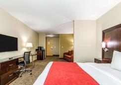 Comfort Suites Bentonville - Bentonville - Bedroom
