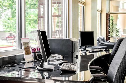 Comfort Suites Bentonville - Bentonville - Business centre