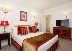 Majestic Hotel - Spa Champs Elysées - Paris - Bedroom
