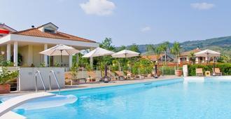 Villa Liberti Rooms - Castellabate - Pool