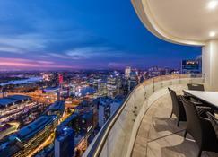 Meriton Suites Kent Street - Сідней - Балкон