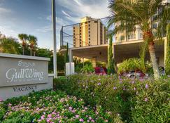 Gullwing Beach Resort - Fort Myers Beach - Vista del exterior