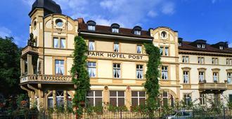 Park Hotel Post Freiburg - Freiburg im Breisgau - Building