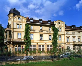 Park Hotel Post Freiburg - Friburgo de Brisgovia - Edificio