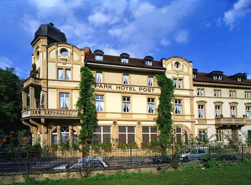 Park Hotel Post Freiburg - Freiburg im Breisgau - Κτίριο