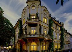 โรงแรมพาร์ค โพสต์ ไฟรบวร์ก - ไฟรบูรก์ อิม ไบรส์เกา - อาคาร