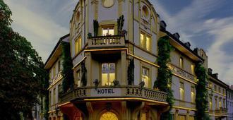 Park Hotel Post - פרייבורג אים ברייסגאו - בניין
