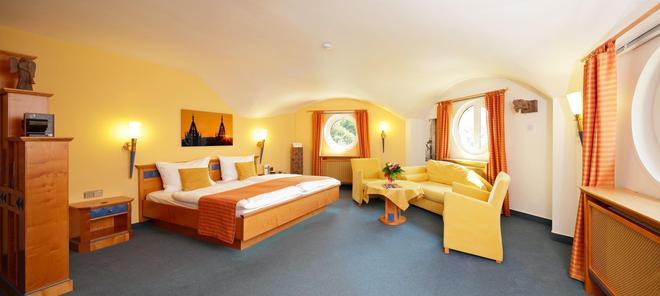 Park Hotel Post Freiburg - Freiburg im Breisgau - Makuuhuone