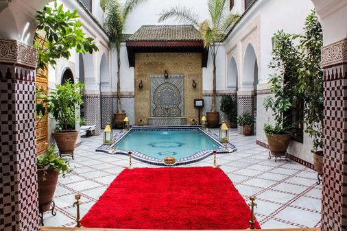 Le Pavillon Oriental - Marrakesch - Pool
