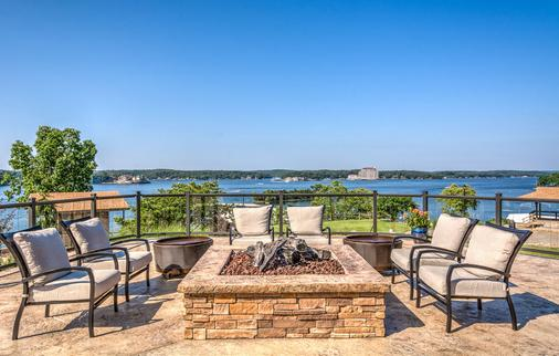 Lodge Of Four Seasons Golf Resort, Marina & Spa - Lake Ozark - Balkon
