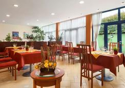 Ramada by Wyndham Airport Prague - Praga - Restaurante
