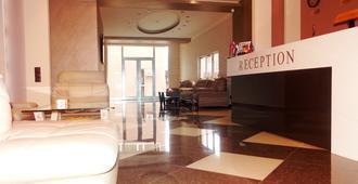 Areg Hotel - Jerevan - Rakennus