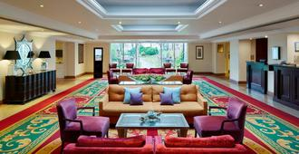 Worsley Park Marriott Hotel & Country Club - Manchester - Lobby