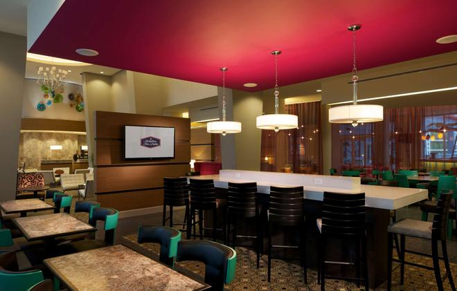 Hampton Inn & Suites Miami/Brickell-Downtown, FL - Μαϊάμι - Bar