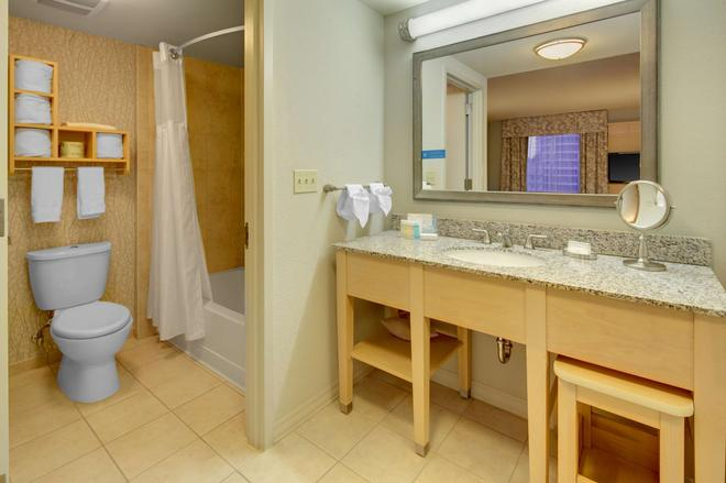 Hampton Inn & Suites Miami/Brickell-Downtown, FL - Μαϊάμι - Μπάνιο