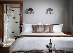 Calistoga Wine Way Inn - Calistoga - Schlafzimmer
