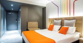 ibis Styles Warszawa City - Warsaw - Bedroom