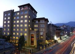 Hotel Shambala - Katmandú - Edificio