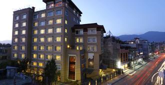 Hotel Shambala - Katmandu - Edifício
