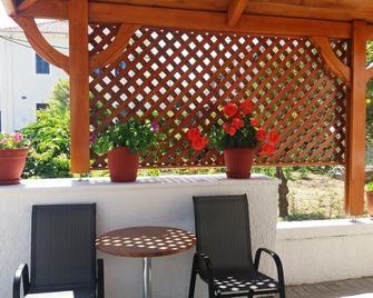 Hotel Aris - Methoni - Balkon