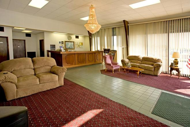 Americas Best Value Inn Cookeville - Cookeville - Σαλόνι ξενοδοχείου