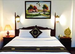 Khampiane Boutique Hotel - Vientiane - Bedroom