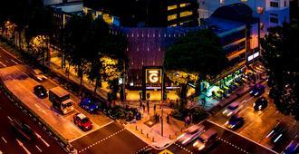 新加坡大飯店 - 新加坡 - 建築