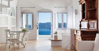 Katikies Hotel - The Leading Hotels of the World - Fira - Soggiorno