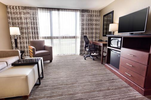 Drury Inn & Suites Kansas City Airport - Kansas City - Makuuhuone