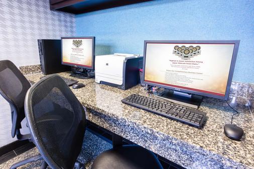 Drury Inn & Suites Kansas City Airport - Kansas City - Liikekeskus