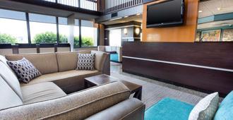 Drury Inn & Suites Kansas City Airport - קנזס סיטי - לובי