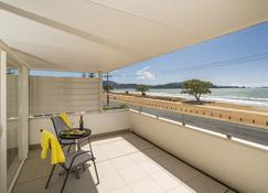 Oceanside Motel - Whitianga - Balcon