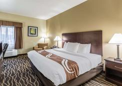 Quality Inn and Suites Southport - Indianapolis - Bedroom