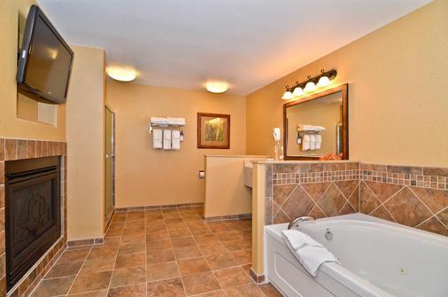 西方最佳凱利套房酒店 - 比林斯 - 比林斯 - 浴室