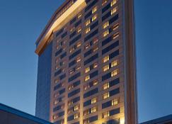 Shangri-La Hotel, Ulaanbaatar - อูลานบาตอร์ - อาคาร