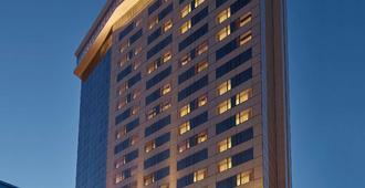 Shangri-La Hotel, Ulaanbaatar - Ulaanbaatar - Bygning