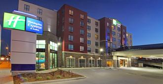 Holiday Inn Express & Suites Calgary NW - University Area - Calgary - Edificio