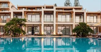 Mitsis Rinela Beach Resort & Spa - Gouves - Vista del exterior