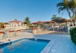 West Wind Inn - Sanibel - Pool