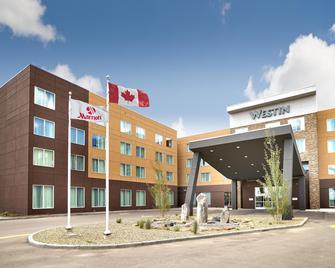 The Westin Calgary Airport - Калгарі - Building