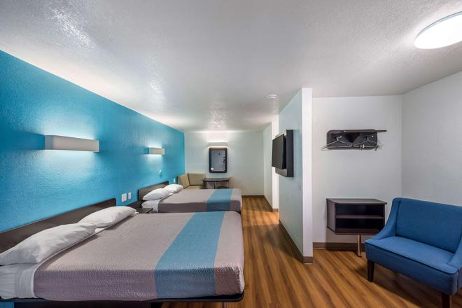 Motel 6 Dallas - Irving Dfw Airport East - Irving - Bedroom