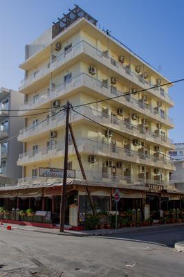 Vassilia 酒店 - Rhodes (羅得斯公園) - 羅德鎮 - 建築