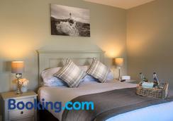 Vaughans Anchor Inn - Liscannor - Bedroom