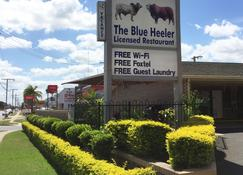 Best Western Cattle City Motor Inn - Rockhampton - Edifício
